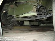 Советский средний бронеавтомобиль БА-3, Танковый музей, Кубинка 6_026