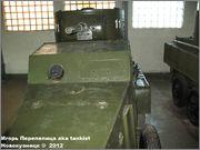 Советский средний бронеавтомобиль БА-3, Танковый музей, Кубинка 6_024