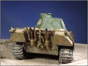PzKpfw V Panther из роты Сотникова № 518. Звезда 1/35. ГОТОВО - Страница 2 DSCN1741
