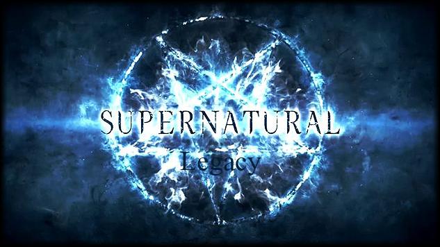 Supernatural: Legacy S2 - Bad Blood SN_Legacy_S2_banner