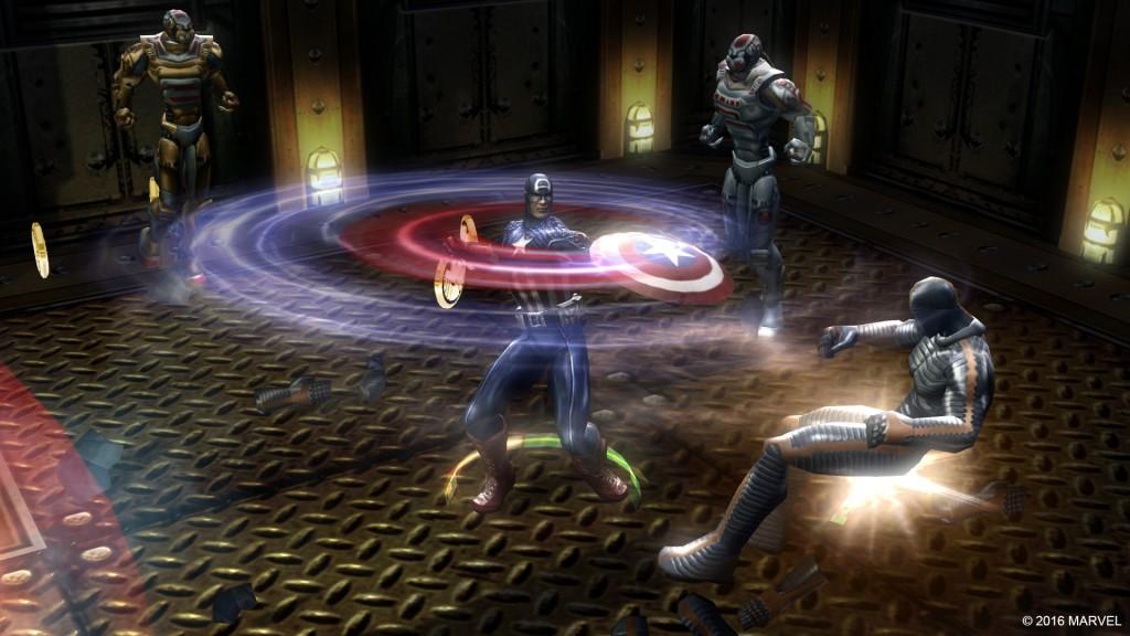 [جديد] تحميل لعبة الأكشن الرائعة Marvel Ultimate Alliance للــ PC على أكثر من سيرفر Wertwer