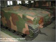 """Венгерская 105 мм САУ 40/43М """"Zrinyi"""" II, Танковый музей, Кубинка  084"""