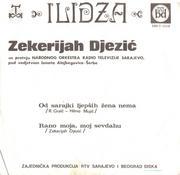Zekerijah Djezić - Diskografija  1972_z