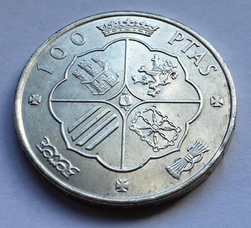 100 pesetas 1966 (*19-69). Estado Español. Palo recto C054_F7_C2-8_D03-46_D7-_A25_B-31632_A80_B60_D