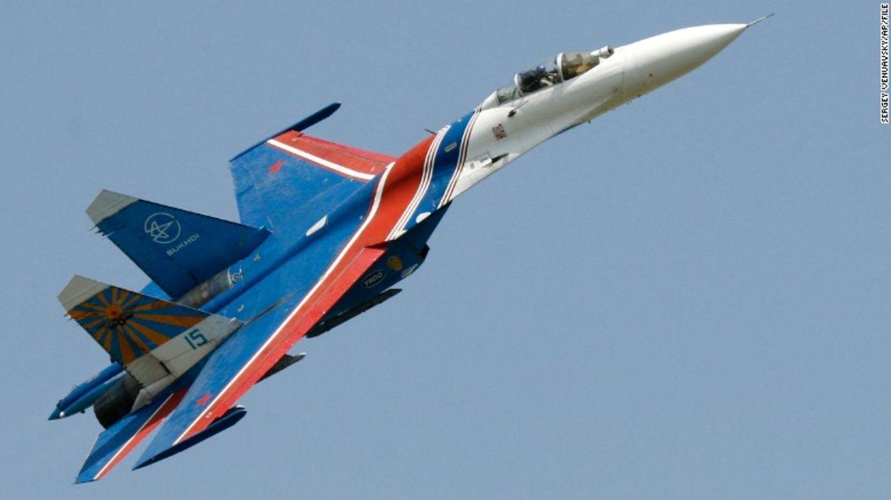 Sukhoi Su-25 (monoplaza, bimotor de ataque a tierra, apoyo aéreo cercano y antitanque Rusia) Sukhoi_su_27_fi