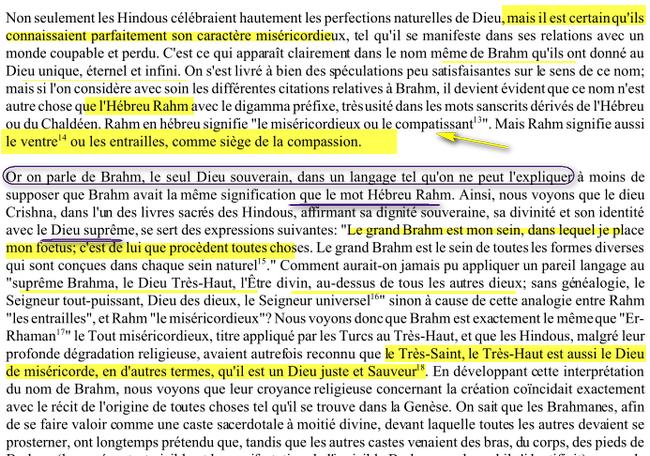 au Début Hinduisme a été une Religion Monothéiste  Image