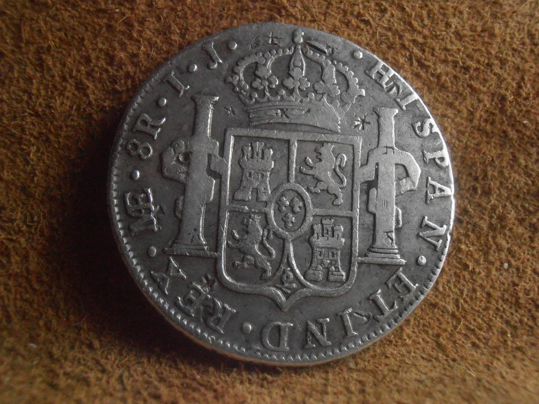 8 reales 1799. Carlos IV. Lima  P6080251