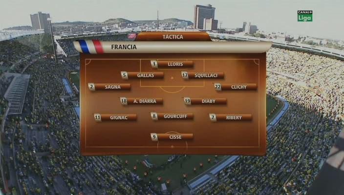 Mundial Sudáfrica 2010 - Grupo A - J3 - Francia Vs. Sudáfrica (400p) (Castellano) Image
