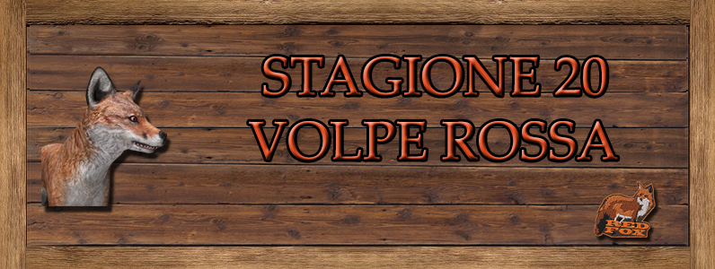 Volpe Rossa - ST. 20 VOLPE_ROSSA