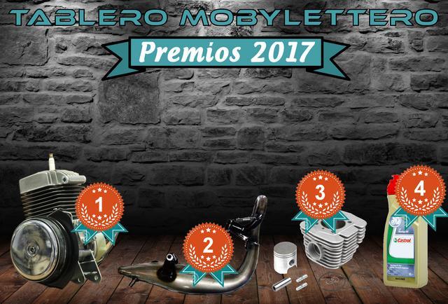 Tablero Mobylettero de Navidad 2017 ANULADO  Premio17