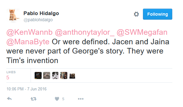 [ARCHIVE] SW Sequel Trilogy Tweets  - Page 3 Jacen_jaina