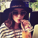 Lucy Hale Instagram Foto2