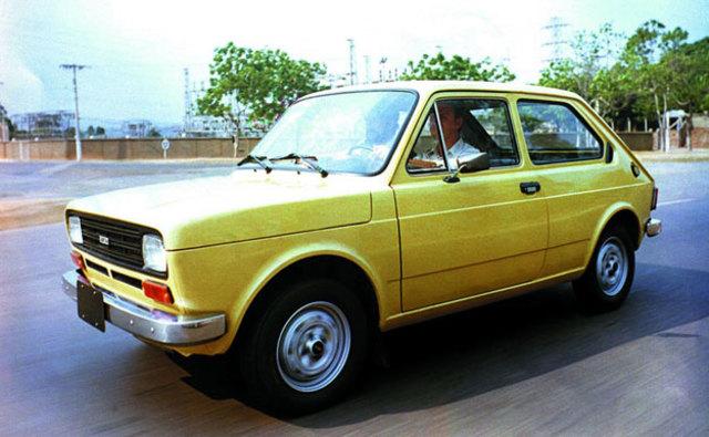 Fiat Brasile 40 anni (1976-2016) 147_Autos