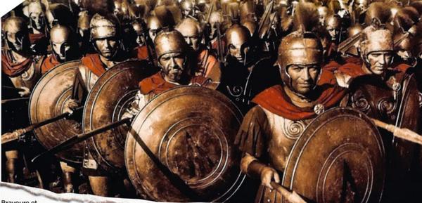 Mythe de démocratie du régime Spartiate et d'Athènes Image