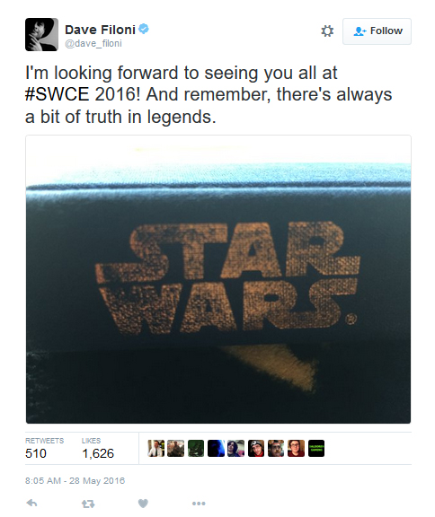 [ARCHIVE] SW Sequel Trilogy Tweets  - Page 3 Filoni