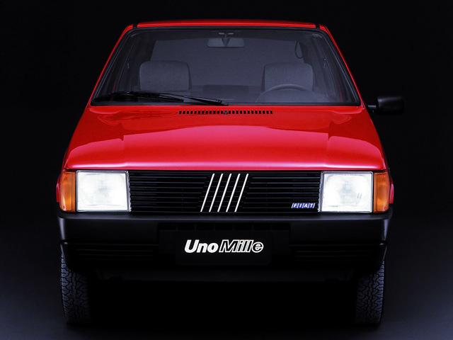 Fiat Brasile 40 anni (1976-2016) - Pagina 2 Fiat_Uno_Mille_1990