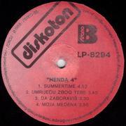 Mugdim Avdic Henda - Diskografija Omot_4