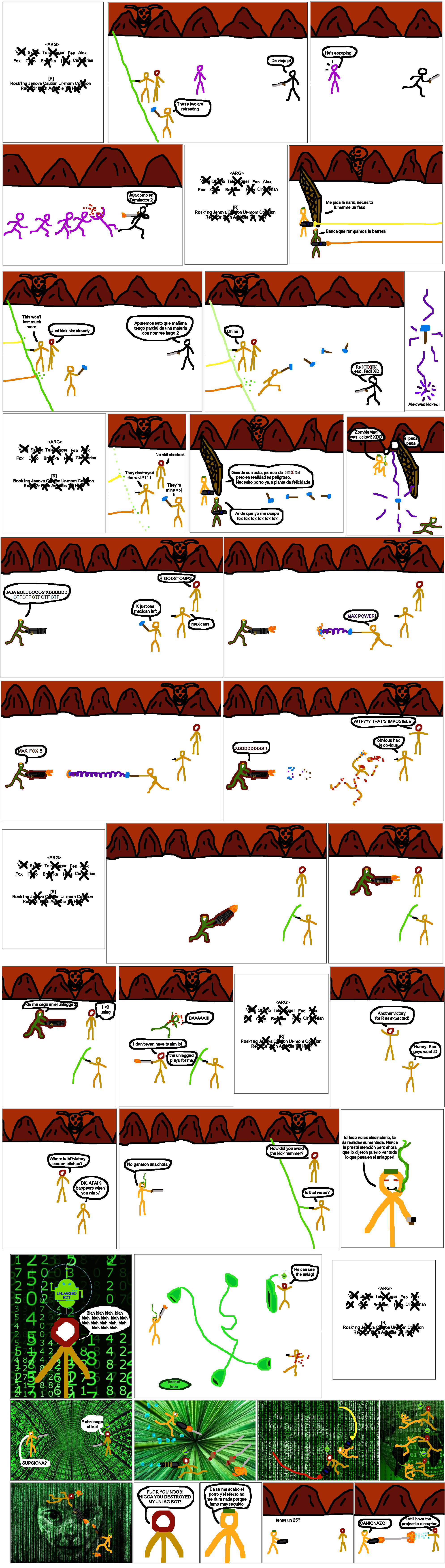 Historieta torneo tlms dragonbolero Pagina_9