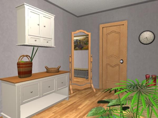 """Stavební výzva """"Dům pro Ludmilu"""" 019"""