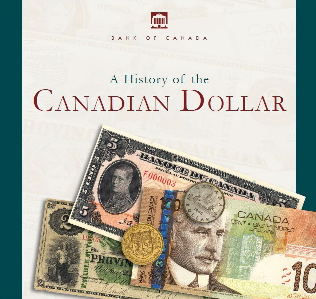 A History of the Canadian Dollar  Sin_t_tulo