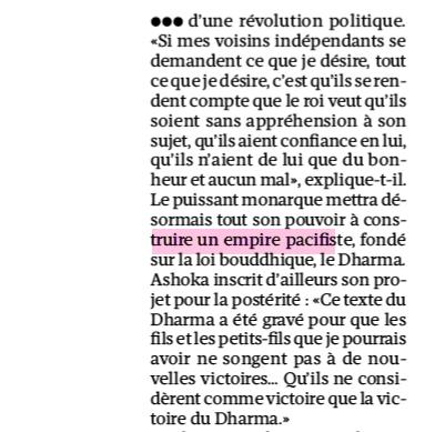 Pourqoui Franc-Maçonnerie encourage Bouddhisme pour domestiquer les Peuples Image
