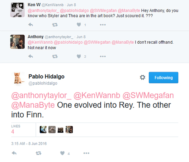 [ARCHIVE] SW Sequel Trilogy Tweets  - Page 3 Thea_skylar