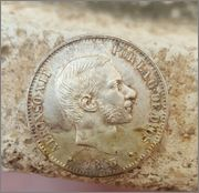 50 centavos 1885. Alfonso XII. Manila 20160524_142549