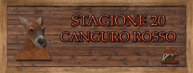 Canguro Rosso - ST. 20 CANGURO_ROSSO