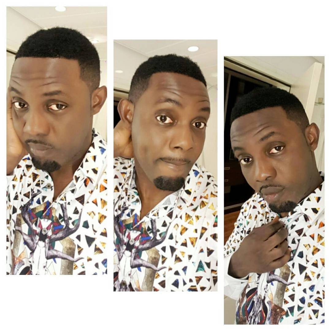 Comedian AY looks hot as he changes Hairstyle 13260934_1003680569681493_1047272864_n