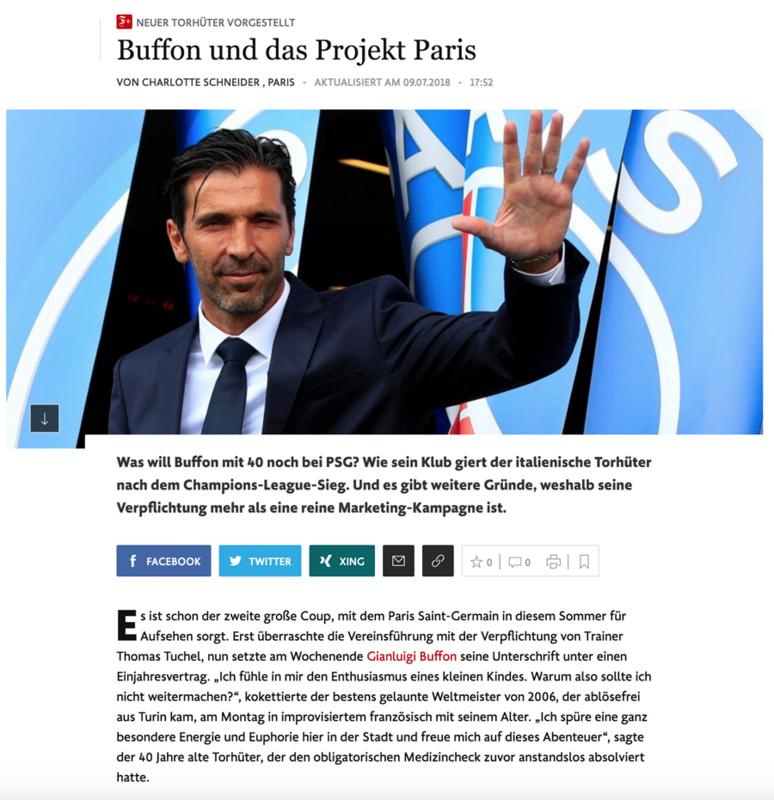 Sport  - Seite 8 Buffon