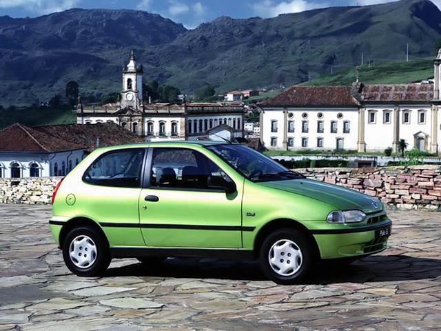 Fiat Brasile 40 anni (1976-2016) - Pagina 3 Palio_1996