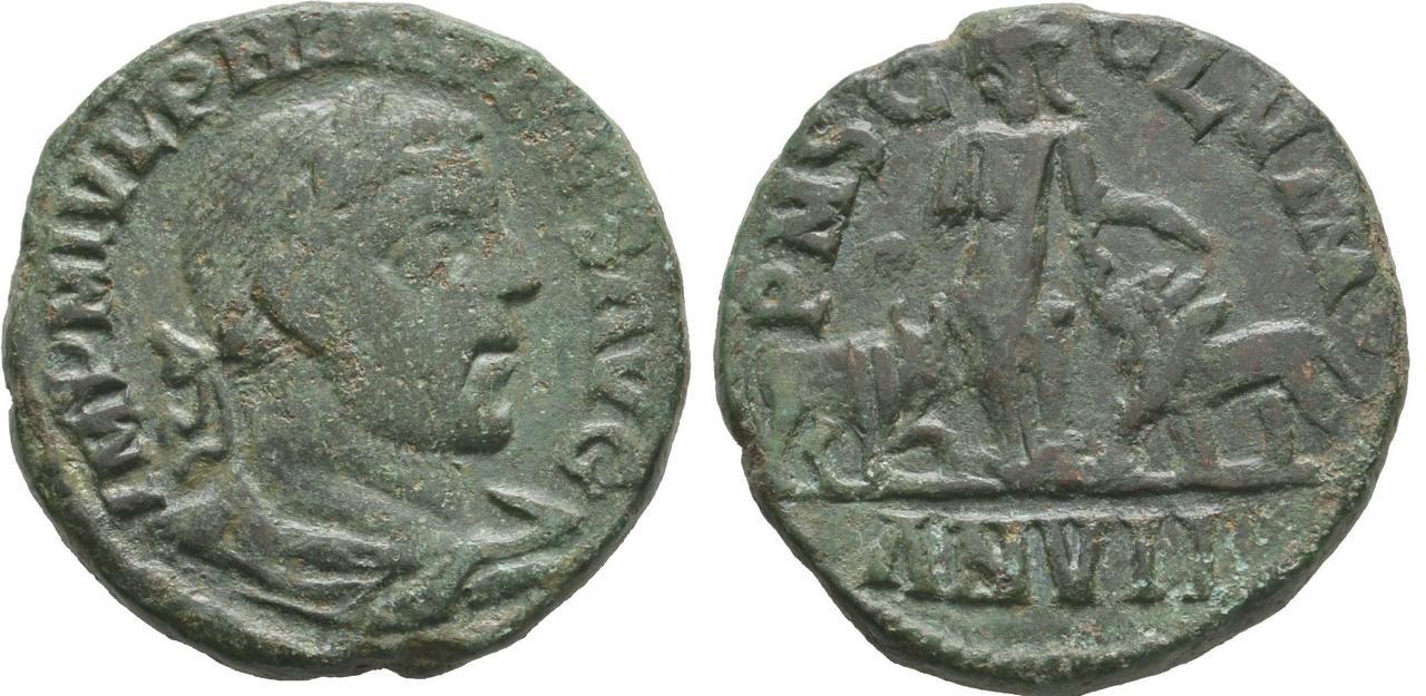 AE28 de Filipo I. P M S C-OL VIM. Viminacium Filipo_i_viminacium