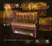 Mugdim Avdic Henda - Diskografija Omot_1
