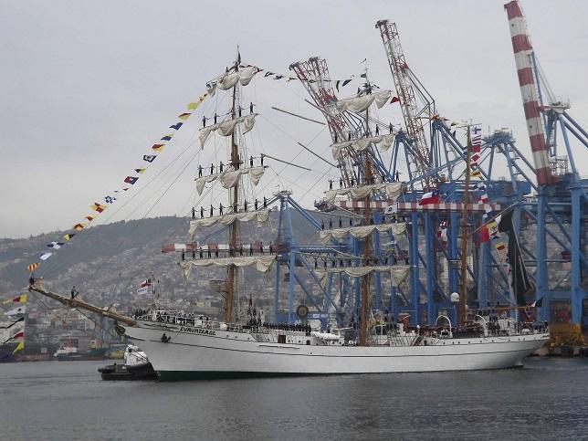 Centenario Gesta Heroica Veracruz: Velas Internacionales 2014 - Página 2 DSCF5359