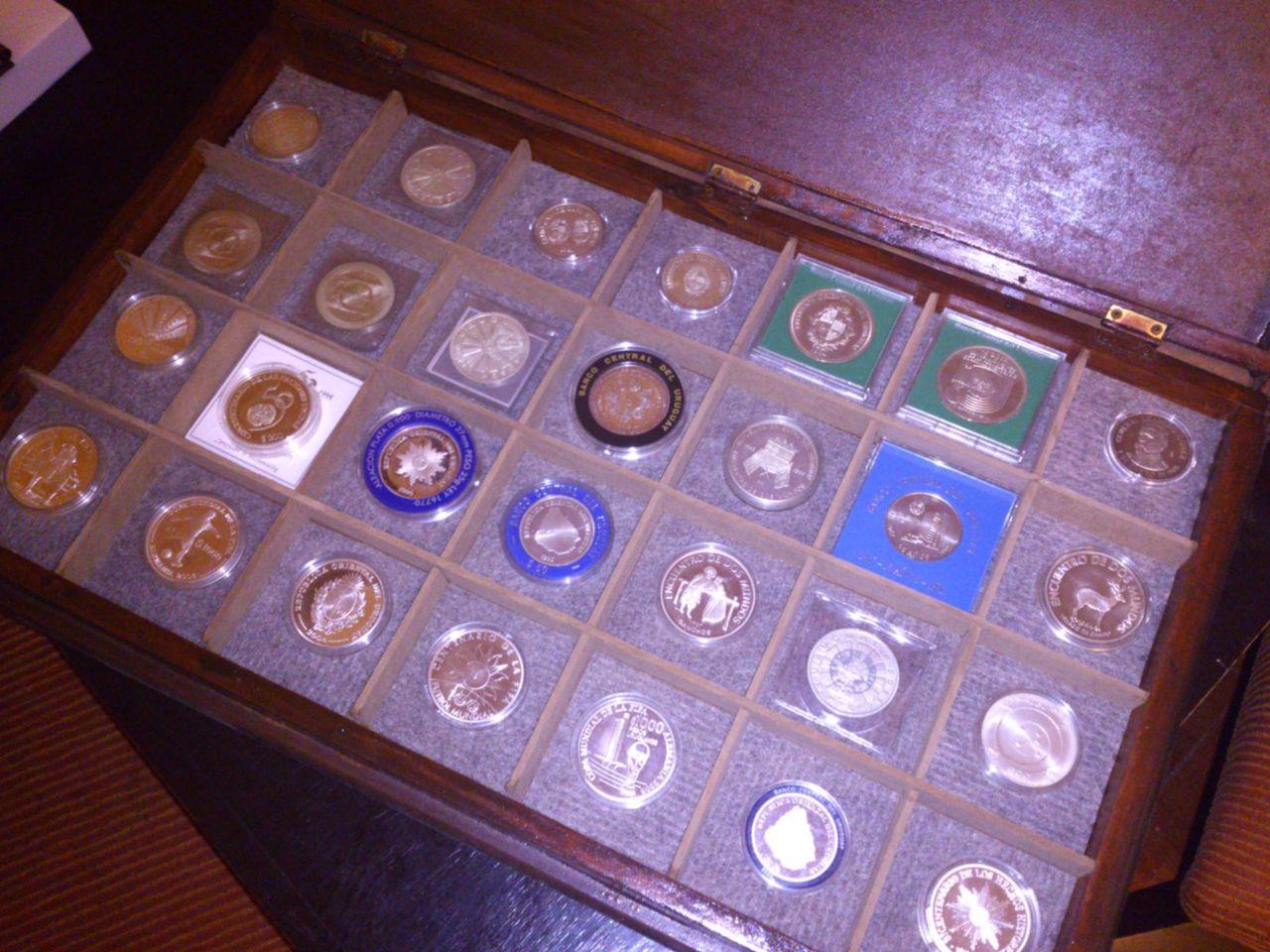 Monedas conmemorativas de Uruguay acuñadas en plata 1961 - Presente. - Página 2 DSC_9434