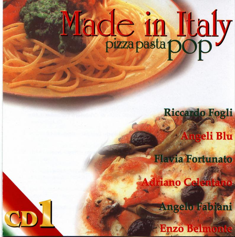 Made In Italy-Pizza Pasta Pop 1,2,3, Foto3