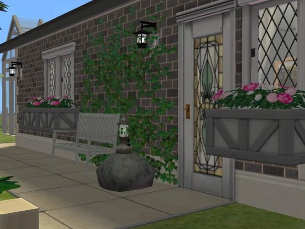 """Stavební výzva """"Dům pro Ludmilu"""" 002"""