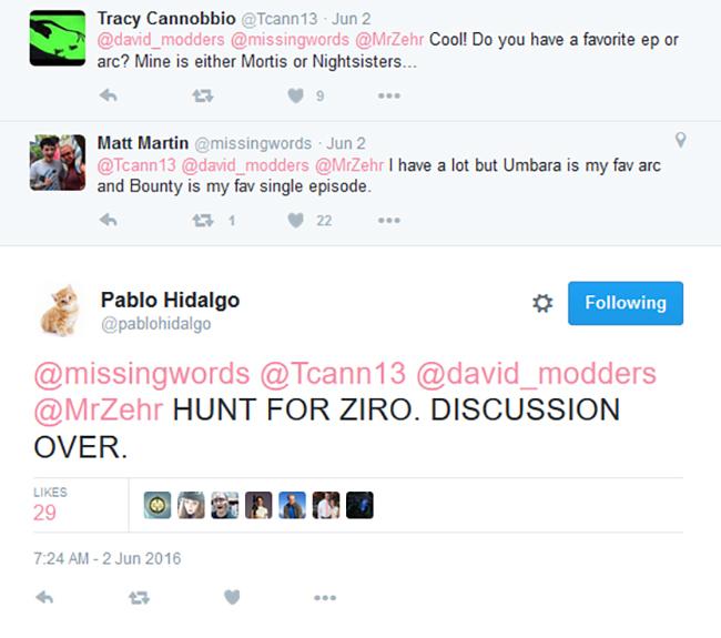 [ARCHIVE] SW Sequel Trilogy Tweets  - Page 2 Ziro