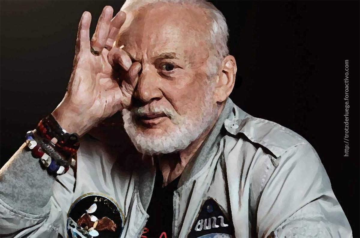 Artist-Astronaut Alan Bean Buzz