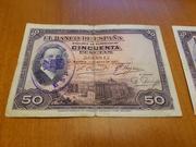 Duda Sobre Billete de 50 pesetas 1927 20180619_204058