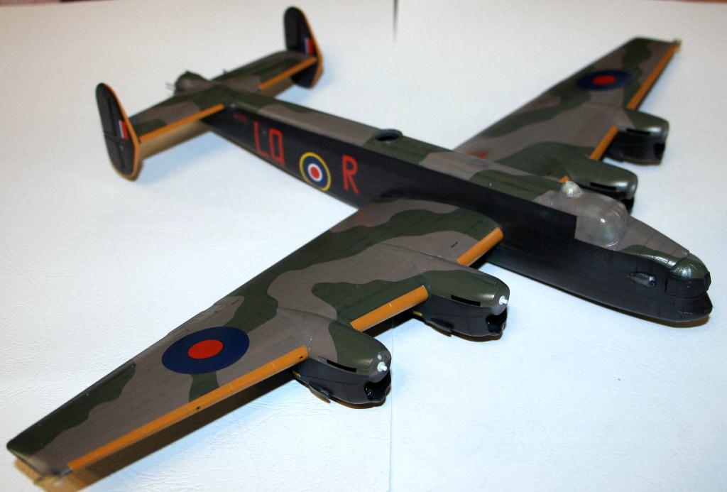 Halifax B Mk.I 1/72 Revell IMG_3659