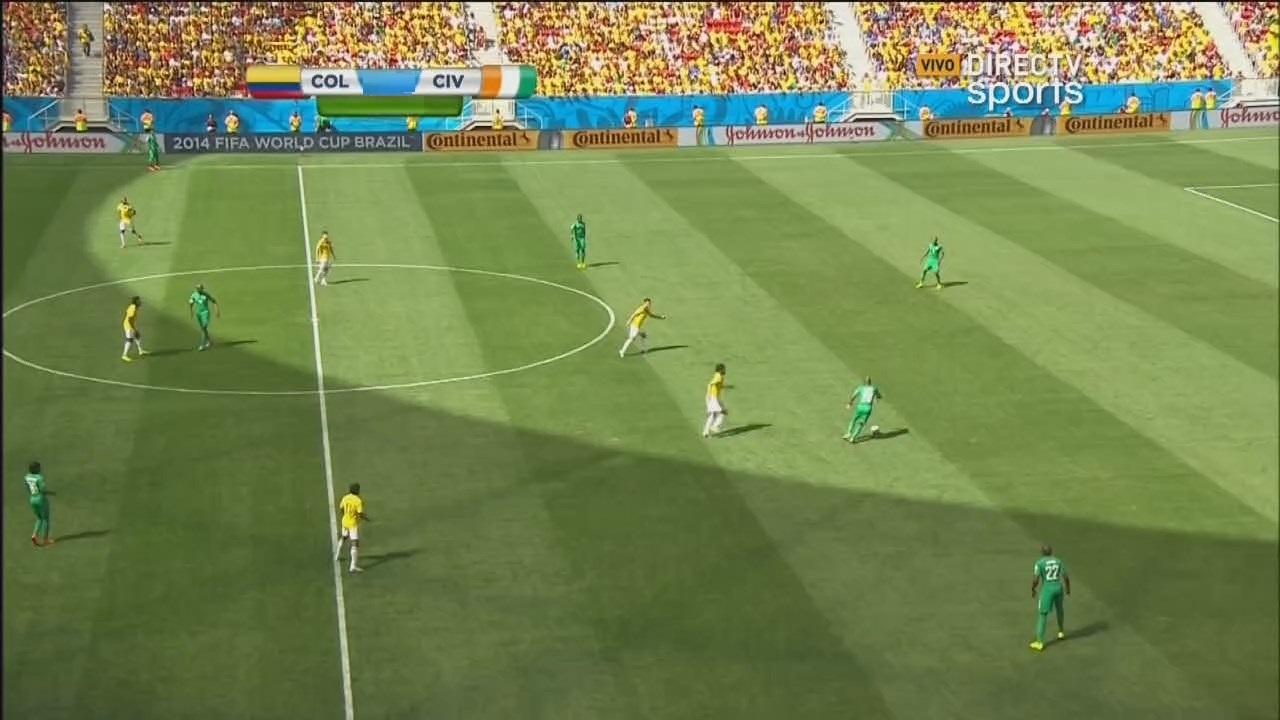 Mundial Brasil 2014 - Grupo C - J2 - Colombia Vs. Costa de Marfil (720p) (Español Latino) Image