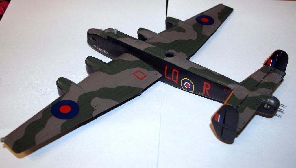 Halifax B Mk.I 1/72 Revell IMG_3662