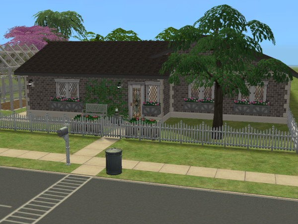 """Stavební výzva """"Dům pro Ludmilu"""" 001"""