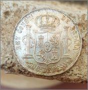 50 centavos 1885. Alfonso XII. Manila 20160524_142622