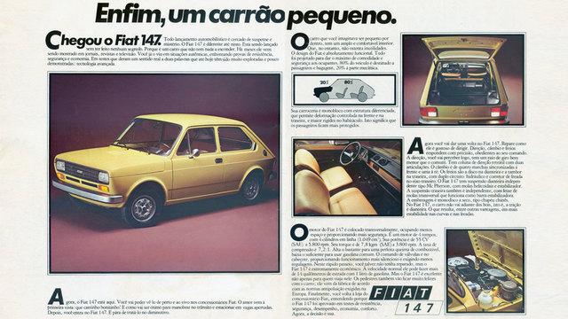 Fiat Brasile 40 anni (1976-2016) Spot