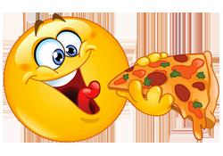 Die Erde, in der wir leben und der Raum, der die Welt ist - Seite 49 Smiley_pizza