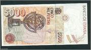 5000 Pesetas 1992 (Sin Serie nº 999999 - SC) 57_14