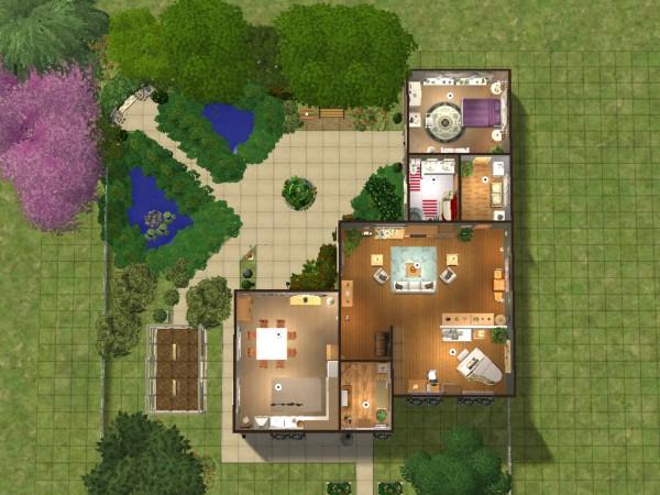"""Stavební výzva """"Dům pro Ludmilu"""" 042"""