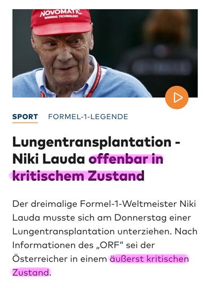 Organspende / Transplantation Lungennikki2